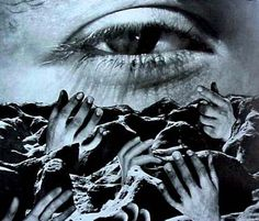 Grete Stern: [Suenos] Ojo eterno, 1950
