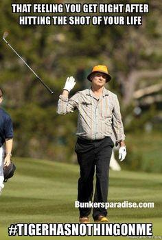 LOL!   Rock Bottom Golf #RockBottomGolf