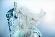 """""""Ice Emotions""""   Photograph by Rebeca Saray Gude"""