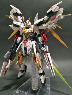 GUNDAM GUY: 1/100 Gundam Ascension - Custom Build