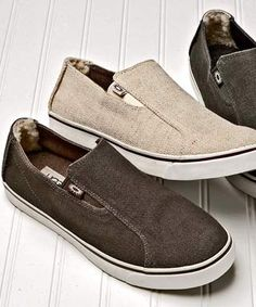 6334e34c598a10 Ugg Shoes Casual Canvas Loafers