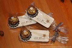 Ferrero Rocher als Mitbringsel