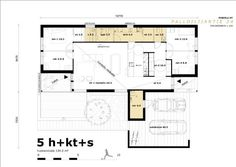 Ark, House Plans, Floor Plans, Cottage, Exterior, Flooring, How To Plan, Architecture, Building