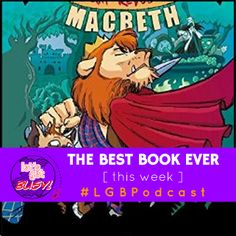 The Best Book Ever [this week] Five books reviewed in five minutes.  The Legend of Dust Bunnies,  Izzy & Oscar,  Attack! Boss! Cheat Code!,  The Dragon & the Knight,  The Stratford Zoo Midnight Review Presents: Macbeth