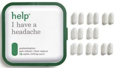 Medicine Packaging Should Be Like This