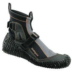 Stohlquist caveman ergo boot men's black US size 6 New: Sports & Outdoors