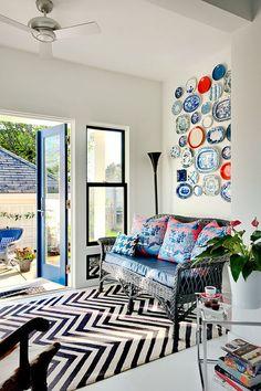 Wall Patterns Alternative On Pinterest Empty Frames Eclectic