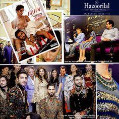 #LuxuryDiaries- Rohit Bal, Namrata Soni & Mr Sandeep Narang at Fashion show & tell at #TheCoutureWeddingAffair  #HazoorilalBySandeepNarang #HazoorilalPressRelease #LuxuryEvents #SandeepNarang #RohitBal #JewelleryShow #BazaarBride #BridalLooks2016 #JewelleryTrendSetters #ItcMaurya #DlfEmporio #HazoorilalJewellersGK #Hazoorilal