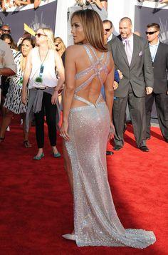 Stars Wearing Dresses With Beautiful Backs | POPSUGAR Fashion
