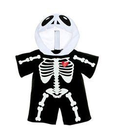 Skeleton Costume @ Build-A-Bear Workshop