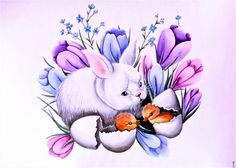 Hey, I found this really awesome Etsy listing at https://www.etsy.com/listing/511023979/easter-composition-easter-bunny-painting