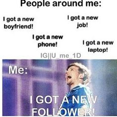 My followers are amazing <3 thanks guys!!!