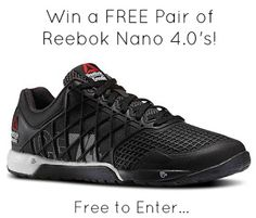 If you workout, you can win some free Reebok workout gear this week from @eattoperform.