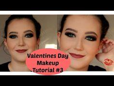 Smouldering Temptress Valentines Day Makeup Look Makeup Tutorials, Makeup Ideas, Day Makeup Looks, Valentines Day Makeup, Print Tattoos, Facepaint Ideas, Make Up Tutorial