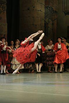 Diana Vishneva, Don Quixote by Razina - Ballet, балет, Ballett, Ballerina, Балерина, Ballarina, Dancer, Dance, Danza, Danse, Dansa, Танцуйте, Dancing