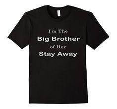 AJ:Big Brother Stay Away T-shirt - Male - Black AJ-The World's Best http://www.amazon.com/dp/B016XKOMUO/ref=cm_sw_r_pi_dp_XGMmwb1P998V4 #funny #tshirt