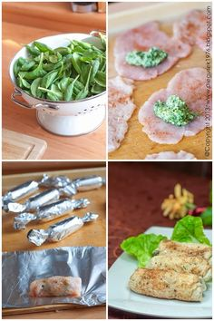 Kitchen Recipes, Food Design, Green Beans, Chicken Recipes, Grilling, Food And Drink, Lunch, Healthy Recipes, Dinner