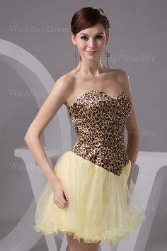 Style No.0sp00809,Melting bridemaid dress with leopard pattern and beading ,US$173.98   Read More:    http://weddingspurple.com/index.php?r=melting-bridemaid-dress-with-leopard-pattern-and-beading-sagenotw.html