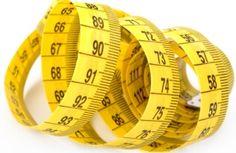 A waist measuring tape