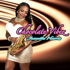 Jeanette Harris Chocolate Vibez