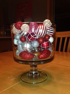 Trifle Bowl Decorations Pampered Chef Trifle Bowl Centerpiece $4000 Wwwnewpamperedchef