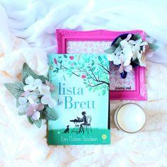 Inspiração: fotos de livros e flores (books and flowers)
