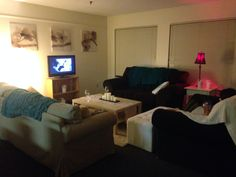 College Townhouse Living Room Fairfield University Part 4