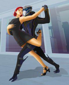 Garrus Tango