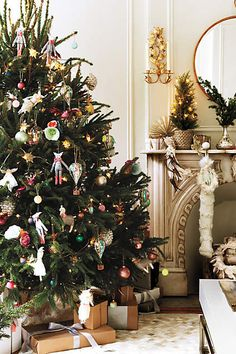Forest Soiree Ornament - anthropologie.com