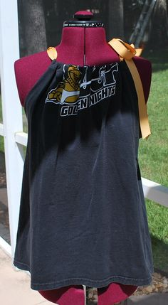 0190e47f3 University of Central Florida UCF Knights Pillow Case Top Tank Shirt Size  Large Ready to Ship!