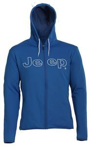 JEEP Outfitter -  MAN STRETCH HOODED JACKET J4O