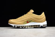 Nike Air Max 97 Metallic Gold [airmax97-10500] - $64.95 : | adidas and nike shoes online store | Scoop.it