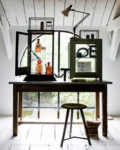 Jeroen van der Spek:::Interior | stillstars.com,Home office