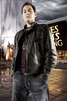 Owen Harper... My other favorite Torchwood character. :-) And also... :'(