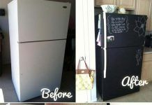 Inspiring Ways To Use Chalkboard Paint in a Kitchen