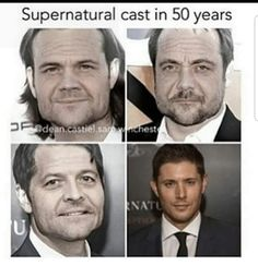 Jensen never ages.
