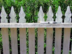 Happy Fence Friday: The Missing Tooth by carliewired, via Flickr