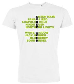 #weed #gras #marihuana #shirt #fashion