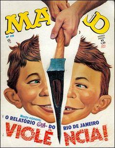 MAD  #110 (Brasil)