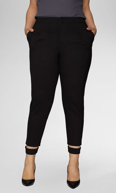 Universal Standard - Sheryl Pants - Black