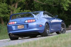 supra...yeah...For those of you who are too young to remember, in the 1990's Toyota made sports cars believe it or not.