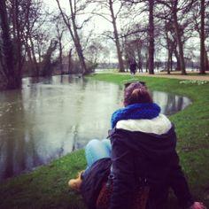 Oxford inundado