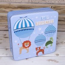 TICKTIN05 - Baby Keepsakes - Blue
