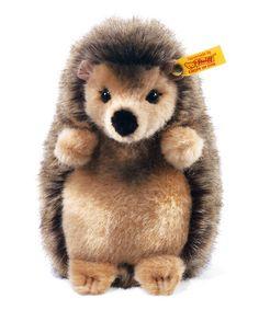Look what I found on #zulily! Joggi Hedgehog Collectible Plush #zulilyfinds