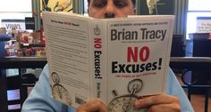 "15 Amazing Lessons I Learned from Brian Tracy's Book: ""No Excuses""... 
