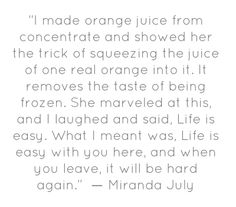 """""""I made orange juice from - Share As Image"""