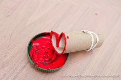 Srdiečkové pečiatky | Neposedné nožnice