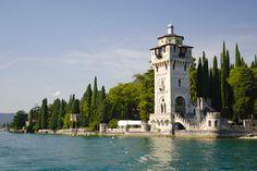 Località del Lago di Garda   Gardone Riviera #GardaConcierge
