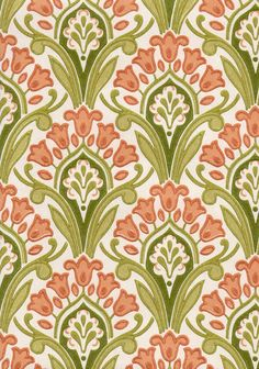 Hyasintti wall paper - or is it this one for my pantry?