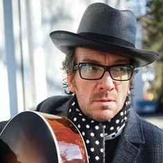 Elvis Costello exploded onto the late 1970s new wave scene as a brash singer/songwriter who reinvigorated the literate, lyrical traditions of Bob Dylan and Van Morrison and paired them with the raw energy and ferocity that were principal ethics of punk.    Read more: http://www.rollingstone.com/music/artists/elvis-costello#ixzz1y8iMByeP #punk